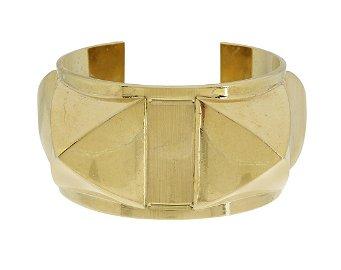 Large Hermes Cuff Bracelet