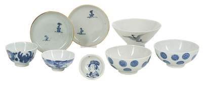Group of Japanese Porcelain Pieces
