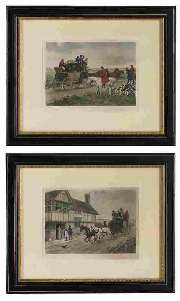 After George G. Kilburne, (British, 1839-1924)