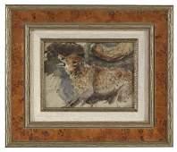 Studio of Sir Edwin Henry Landseer, R.A.