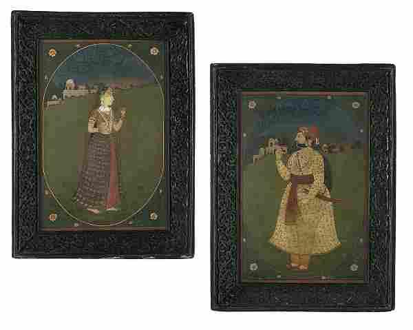 Mughal School (Late 19th/Early 20th Century)