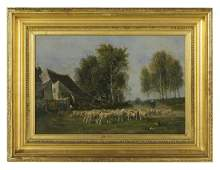 Amedee Servin (French, 1829-1884)