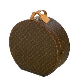 """Louis Vuitton """"Boite Chapeaux Ronde 50"""""""