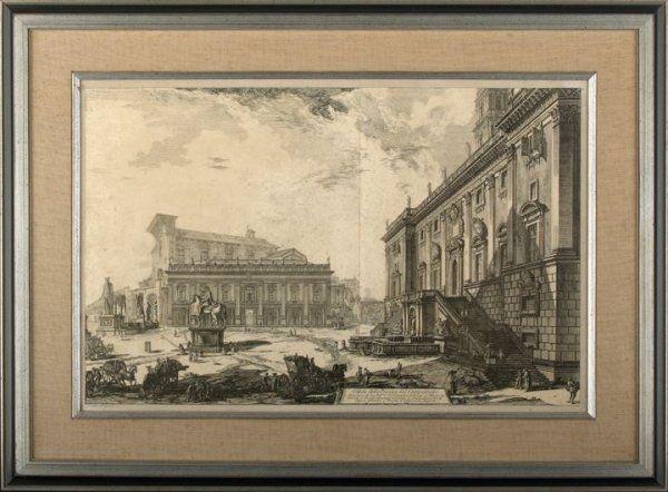 541: Francesco Piranesi (Italian, born ca. 1758-1810)