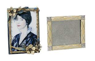 Two Jay Strongwater Picture Frames