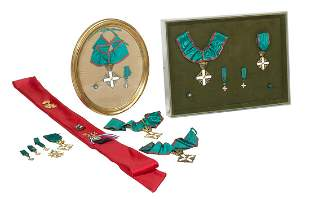 Order of Merit and Other Insignia