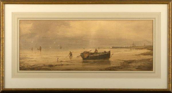 9: Richard Henry Nibbs (British, 1816-1893)