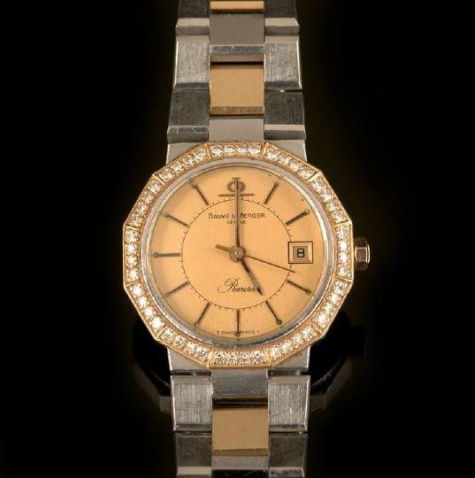 551: Baume & Mercier Lady's Wristwatch