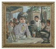 Francois Gerome (French, b. 1895)