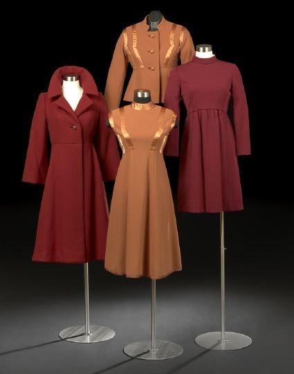 669: Four Pieces of 1960's New York Designer Clothing