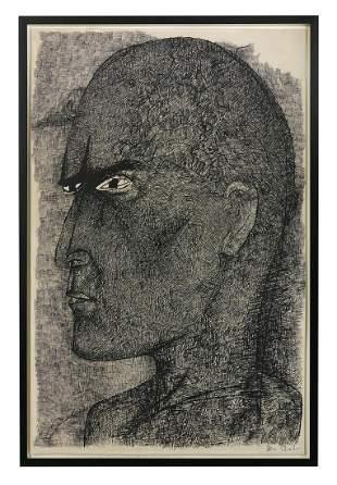 Ben Shahn (American/New York, 1898-1969)