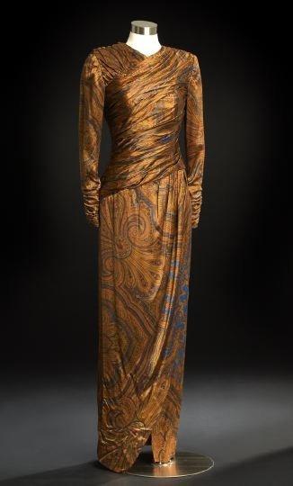 666: Carolyne Roehm Evening Wear