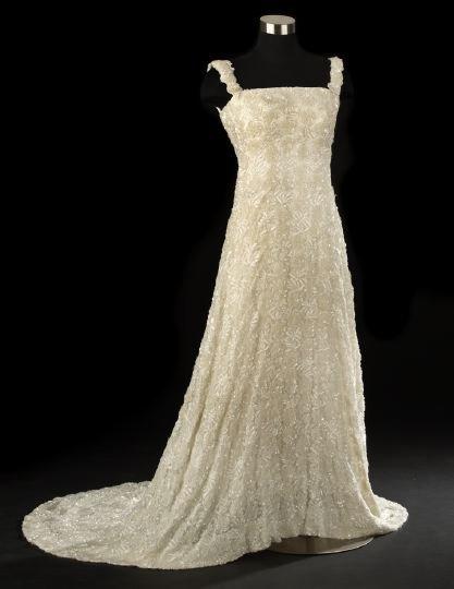 677: Mardi Gras Queen's Gown
