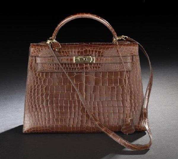 694: Hermes Kelly Bag