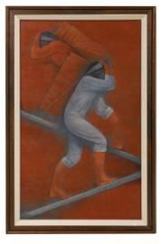 Ricardo Martinez, (Mexican/Texas, 1918-2009)