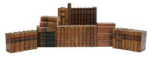 English and American Leather-Bound Books
