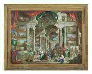 After Giovanni Panini (Italian, 1691-1765)