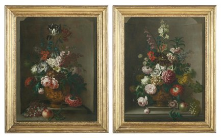 Attributed to Pieter Faes (Flemish, 1750-1814)