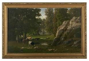 Frans Keelhoff (Belgian, 1820-1891)