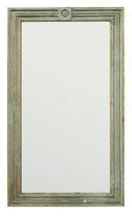 Large American Painted Wood Pier Mirror