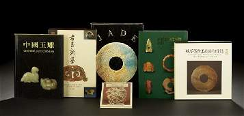 Six Books on Chinese Jade