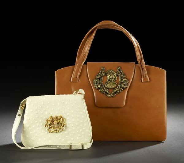 812: Group of Two Vintage Bags