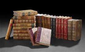 633: Twenty-Four French Decorative Bindings