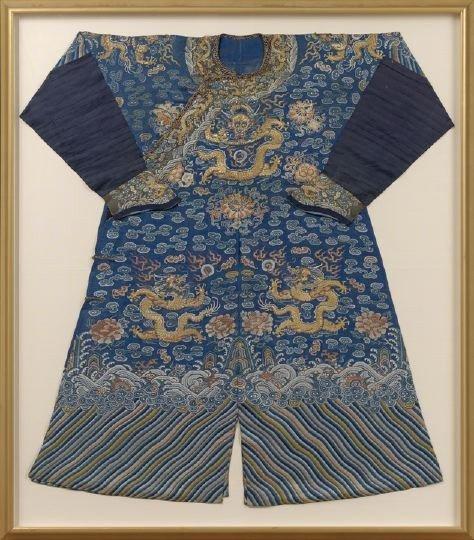 77: Good Chinese Gentleman's Court Robe (Chaofu),