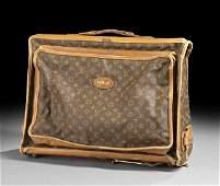 1411: Louis Vuitton Folding Garment Bag