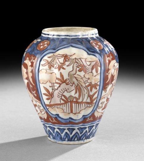 520: Small Japanese Imari Vase