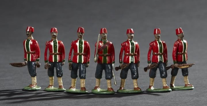 1694: Madras Sappers and Miners Vintage Toy Soldiers