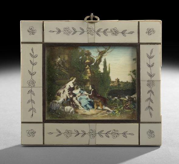 61: Miniature Landscape, Enhanced Print