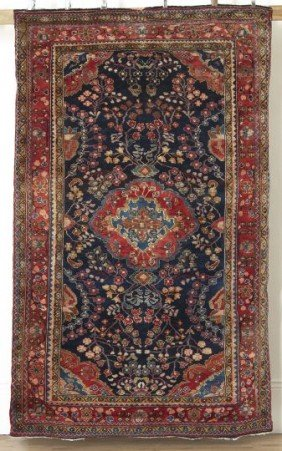 Persian Hamadan Carpet