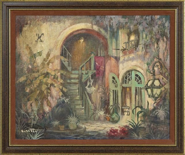 1594: Colette Pope Heldner (Louisiana, 1902-1990)
