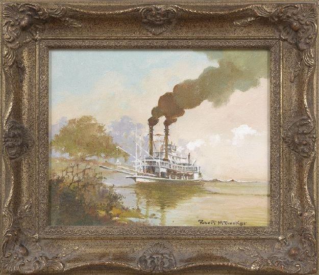 1600: Robert M. Rucker (American/Louisiana, 1932-2001)