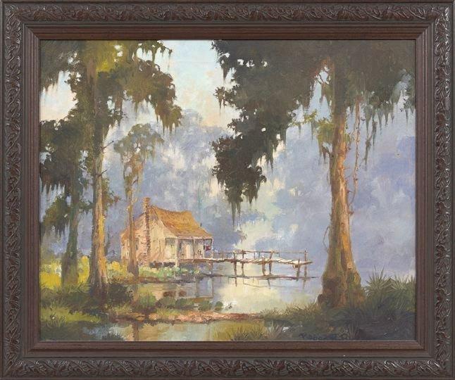 1601: Robert M. Rucker (American/Louisiana, 1932-2001)