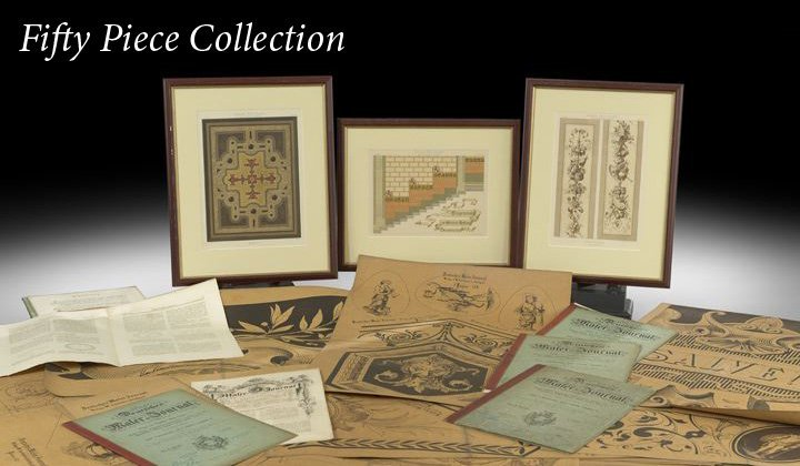 13: Fifty German Decorative Painting Patterns