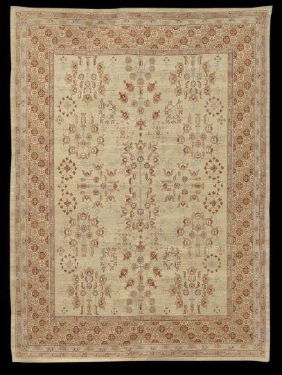 405: Oushak Carpet