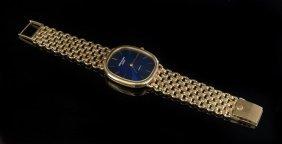 Patek Phillip Golden Eclipse 18Kt. Wrist Watch