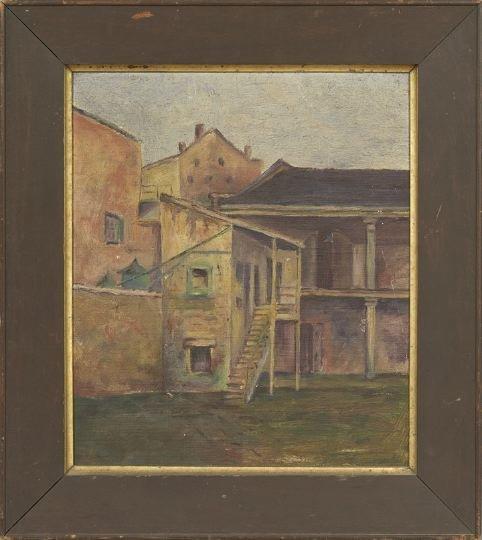 952: Louisiana School (Second Quarter 20th Century)