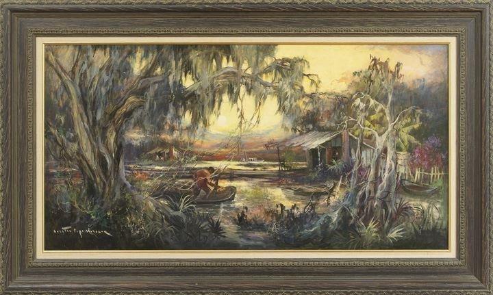 954: Colette Heldner (American/Louisiana, 1902-1990)