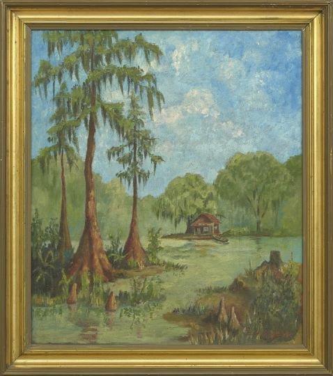 955: Louisiana School (Second Quarter 20th Century)