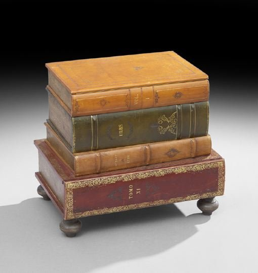 6: Interesting Edwardian-Style Side Table and Box
