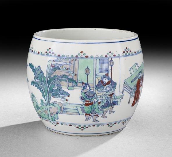 427: Chinese Porcelain Vase