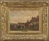 519: Attr. to E.L.A. Seigneurgens (French, 1820-1904)