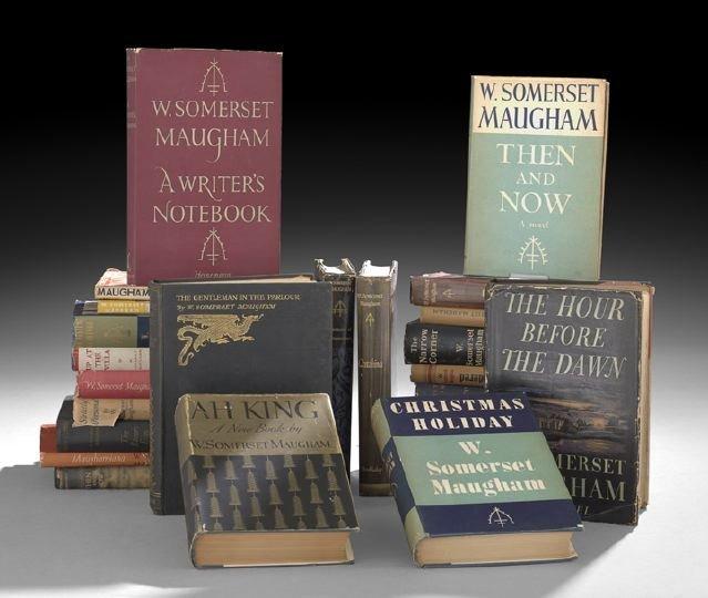 23: W. Somerset Maugham (1874-1965), 25 Books