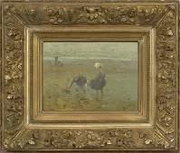 141: Bernardus Johannes Blommers (Dutch, 1845-1914)