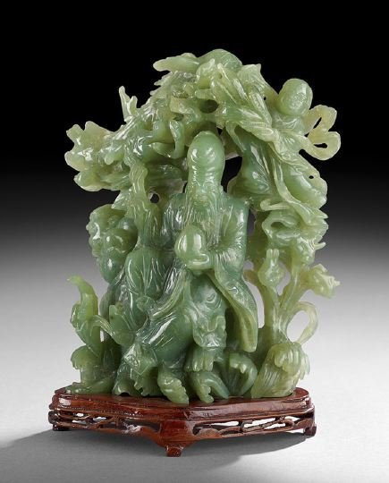 5: Chinese Hardstone Carving