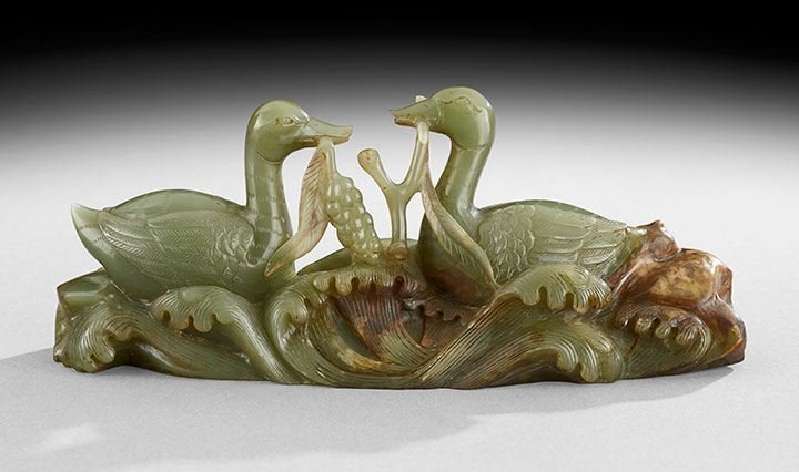 19: Chinese Jade Carving