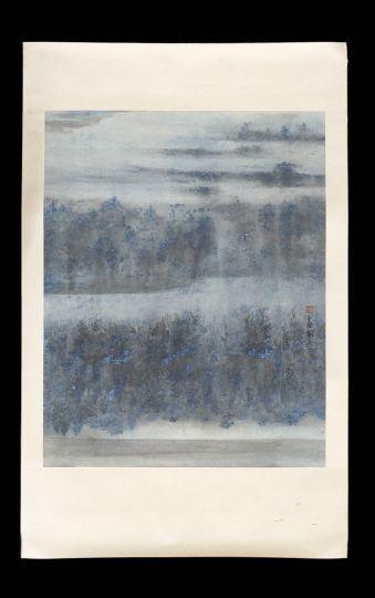 Wong Wang Fei (Hong Kong, b. 1940)